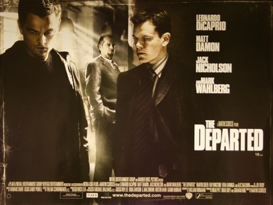 How many Oscars did The Departed (2006) win?