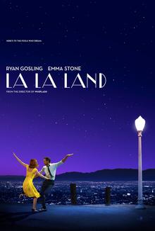 How many Oscars did La La Land (2016) win?