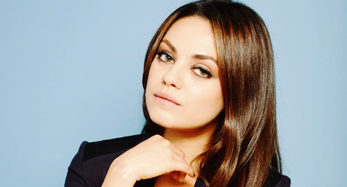 In what movie did Mila Kunis play a younger version of Angelina Jolie?