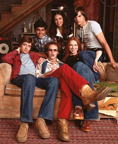 Which of those US states a once populer sitcom That '70s tampil took place?