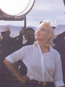 Behind the scenes of The Misfits