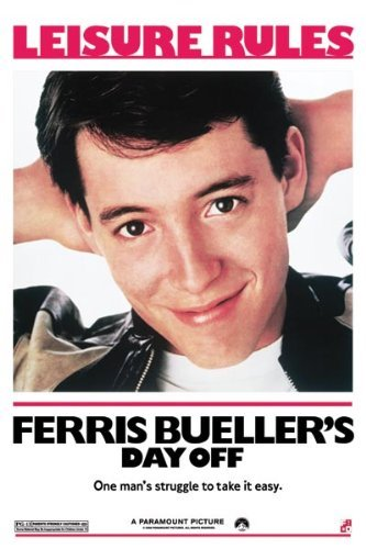 What was Charlie Sheen's character's name in Ferris Bueller's hari Off ?