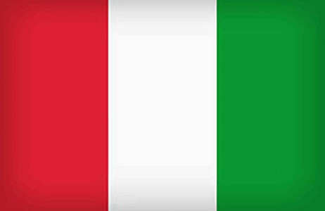 Yes hoặc No question. This is the national flag of Italy aka the Tricolore.