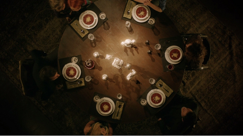 Curse of Chucky: What do they eat for dinner?