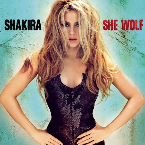 "When was [the album] ""She Wolf"" released?"