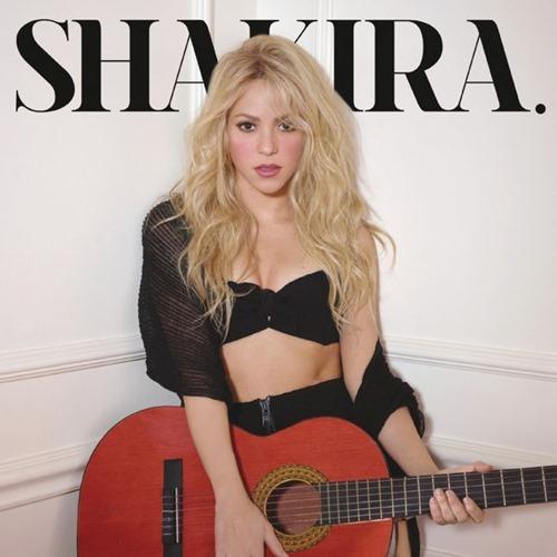 "When was ""Shakira."" released?"