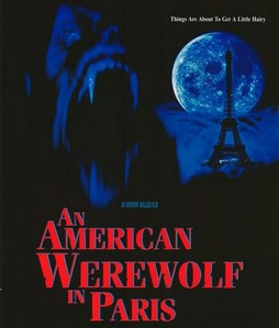 Which of those actors used to play a lead role, that is a titolo role, in 'An American Werewolf In Paris'?