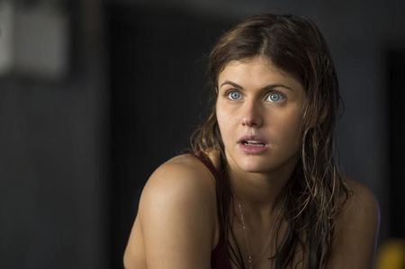 What is her character's name in 'San Andreas'?