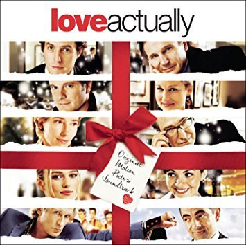 Which supermodel appeared in the movie 'Love Actually' opposite Liam Neeson?