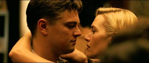 What are the names of Leonardo DiCaprio's and Kate Winslet's characters in 'Revolutionary Road'?