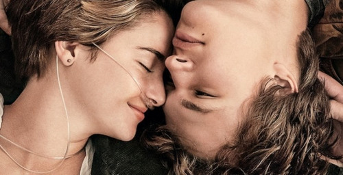 In 'The Fault In Our Stars' what tv Показать are Hazel and Gus seen watching together?