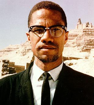 Malcolm X was born Malcolm Little in 1925