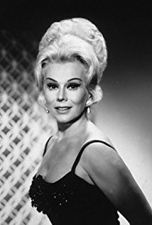 Re-do: As a voice actress, Eva Gabor was the voice of Duchess and Bianca