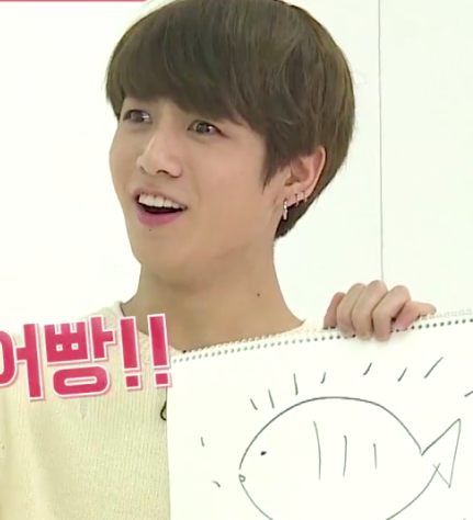 Who is JK making this face at in this iconic meme?