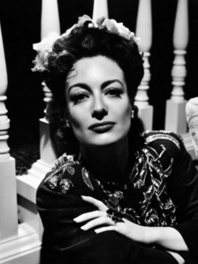 In what jaar did Joan Crawford receive her ster on the Hollywood Walk of Fame?