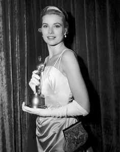 Grace Kelly won an Oscar for which film?