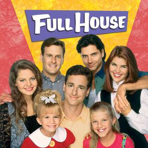 On 'Full House' what is DJ short for?