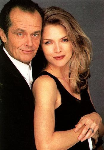 How many movie(s) have Michelle Pfeiffer and Jack Nicholson made together?