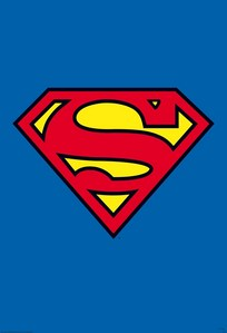 What does a letter S on Superman's costume actually stand for?