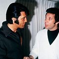 Who is this with Elvis ?