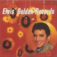 What tahun was the classic recording, Elvis' Golden Records, released