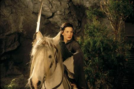 What was the name of Arwen's horse in 'The Fellowship of the Ring' ?