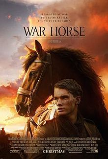 In 'War Horse' what was the horse's name ? (in the movie)