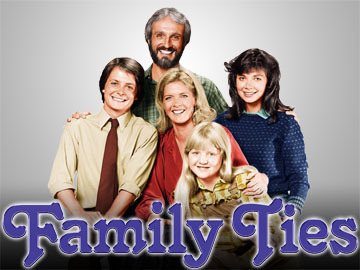 What Oscar winner played Uncle Ned on 'Family Ties' ?