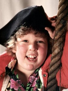 What is Chunk's real name in 'The Goonies' ?