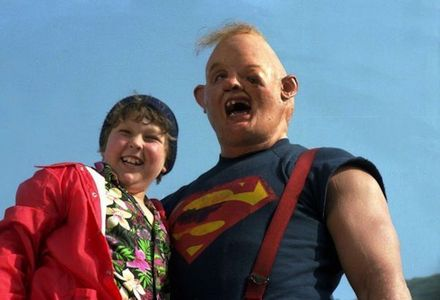 What caramelle bar did Chunk offer to Sloth in 'The Goonies' ?