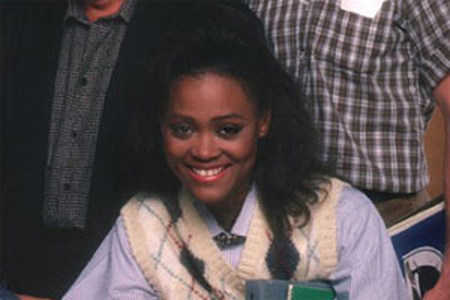 What was the name of Robin Givens' character on 'Head of the Class' ?