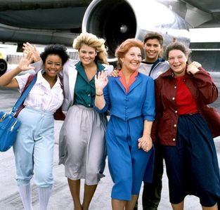 Which foreign country did the girls from 'The Facts of Life' travel to ?