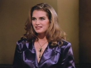 What was the name of the character Brooke Shields played on 'FRIENDS' ?