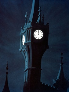 This clock is from which film ?