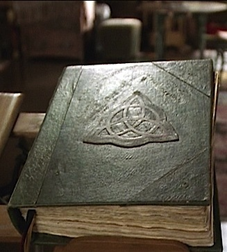 How many times did evil attempt to steal The Book Of Shadows from The 참드 Ones throughout the series?