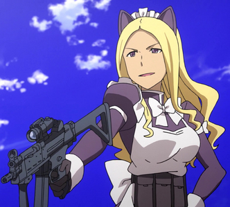 Heavy Object: True 또는 false, Wydine Uptown is her real name?