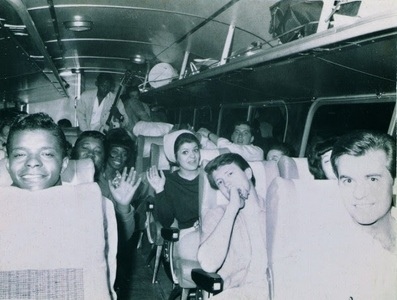 Caravan Of Stars was the first concert tour launched and established by Dick Clark back in 1959