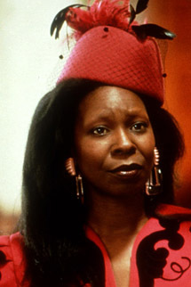 In 'Ghost' what alias did Oda Mae Brown use in the bank scene ?