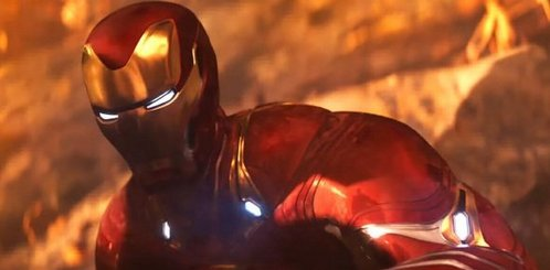 Which Iron Man armor does Tony Stark wear in the movie?