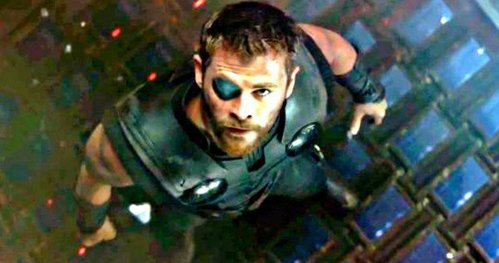 What is the name of Thor's new weapon ?