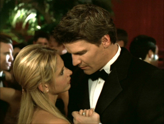 """What song did Buffy and ángel dance to on """"The Prom"""" episode of Buffy the Vampire Slayer (1999) ?"""