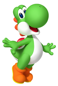 What is Yoshi's real Name?