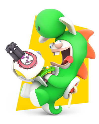 Which boss do toi need to defeat in Mario+Rabbids Kingdom Battle to Unlock Rabbid Yoshi?