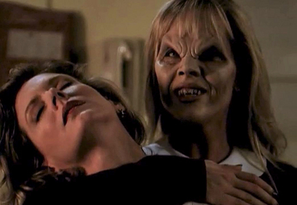 Which war does Darla say she is going to tutor Buffy in?