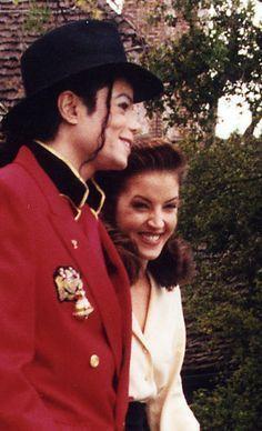 What year did Michael Jackson marry Lisa Marie Presley