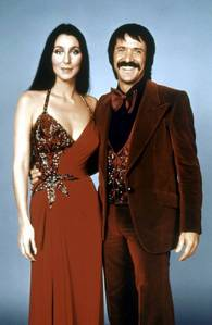From 1971-74, Sonny and Cher had a successful variety show, which aired on CBS
