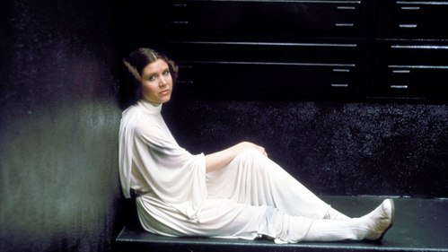 What was the cell number Leia was held in Episode IV: A New Hope?