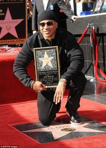 L. L. Cool J was born James Todd Smith in 1968