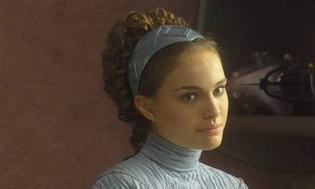 In 'Star Wars Episode 2 : Attack of the Clones' what was Padme's sister's name?