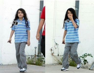 What year of picture of blanket jackson